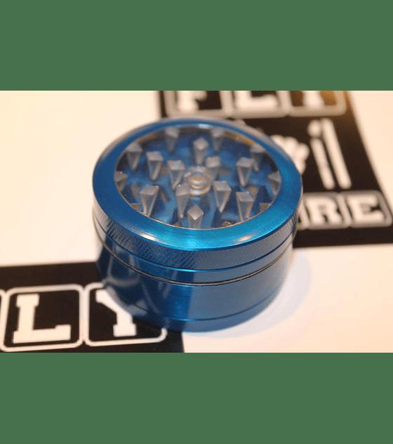 Moledor dos pisos tapa acrilica