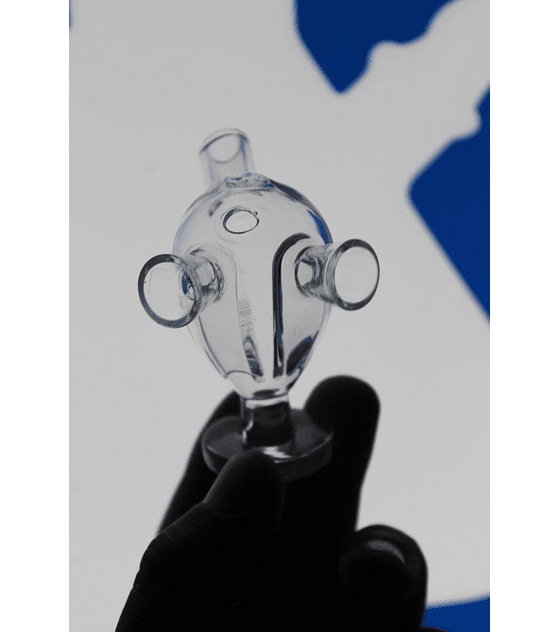 Bubbler pyrex doble pititos