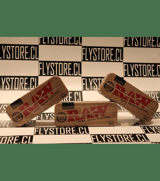 Cajas metalicas RAW