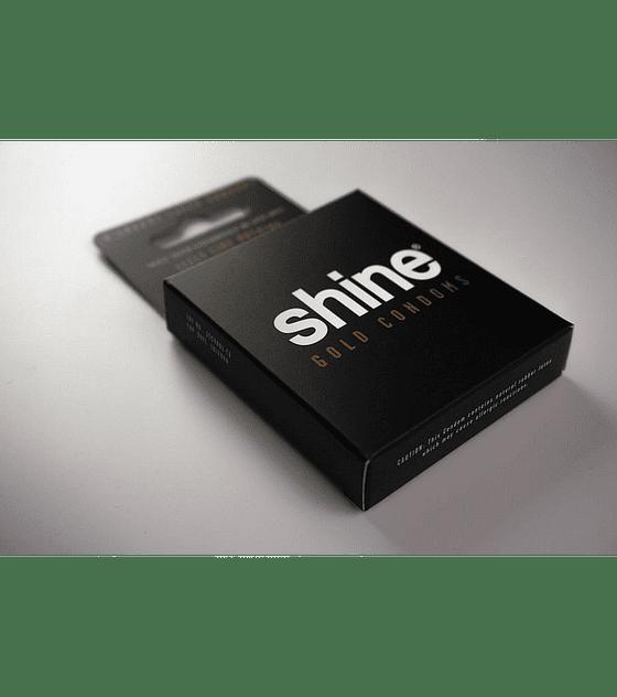 Shine 24k Gold Condoms