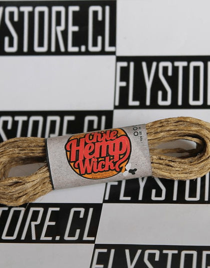 Chile Hemp Wick 10 mts