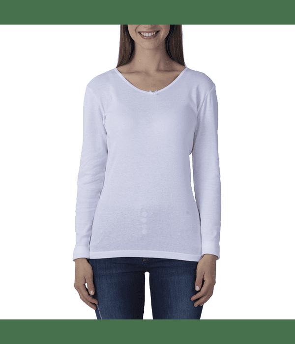 Camiseta Algodón Mujer