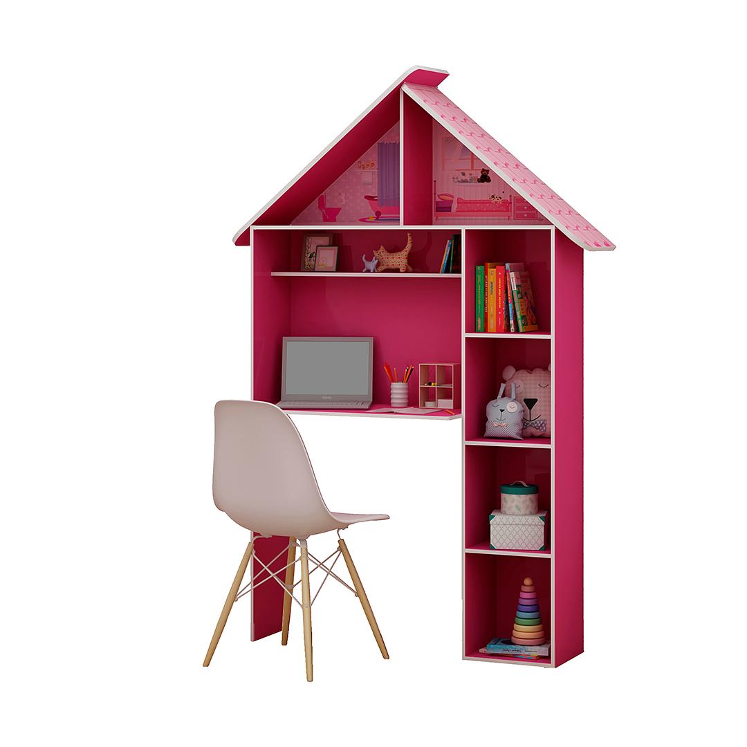 Cama + Closet + Escritorio Casinha - Image 8