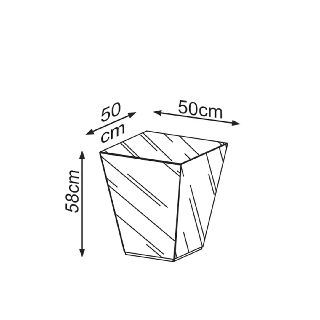 Mesa Lateral Pirámide  - Image 4