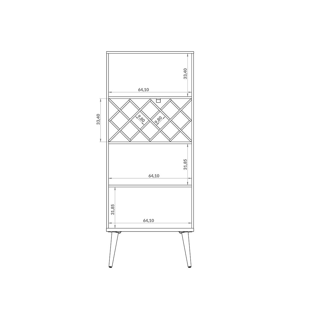 Bar Cabinet - Image 5