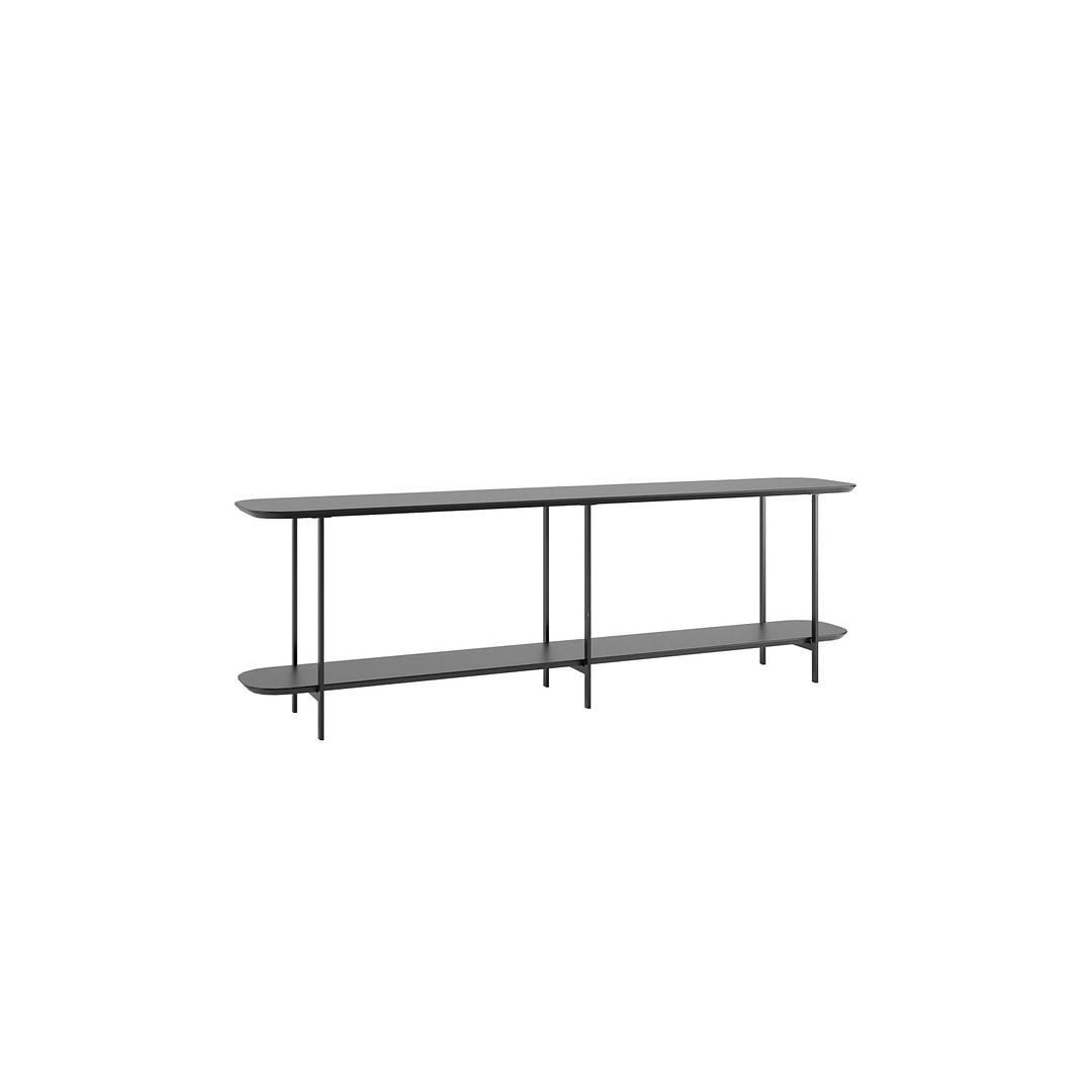Sofá Table Iron Negro - Image 2