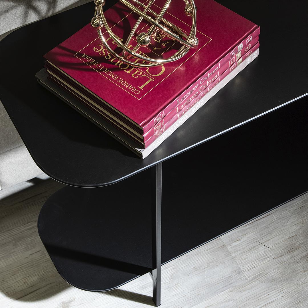 Sofá Table Iron Negro - Image 6