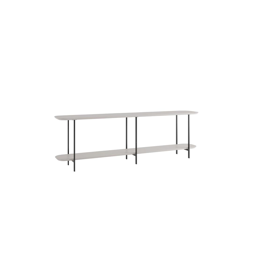 Sofá Table Iron Off White - Image 2