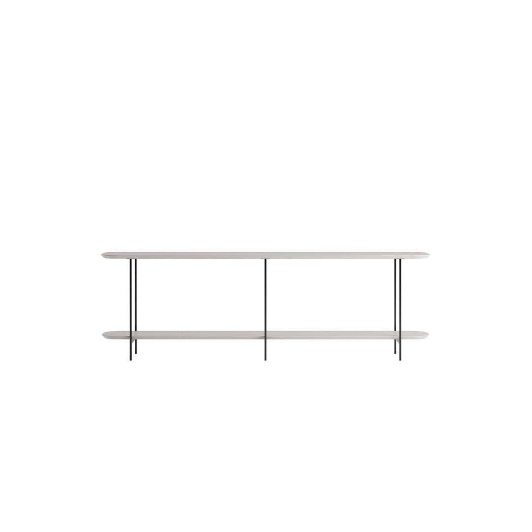 Sofá Table Iron Off White - Image 4