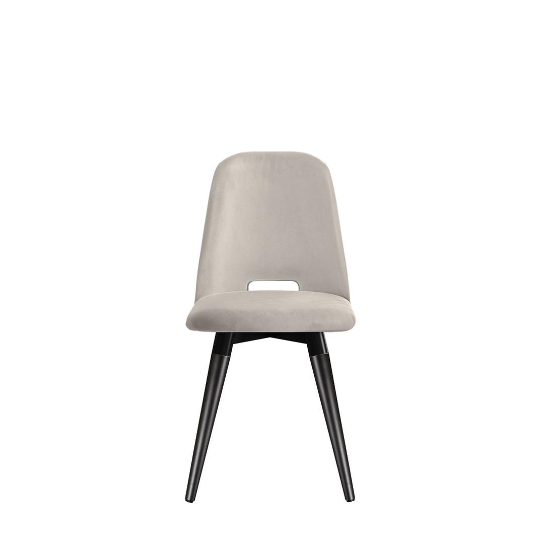 Comedor 1.8 Iron 6 sillas Selina Giratoria - Image 5