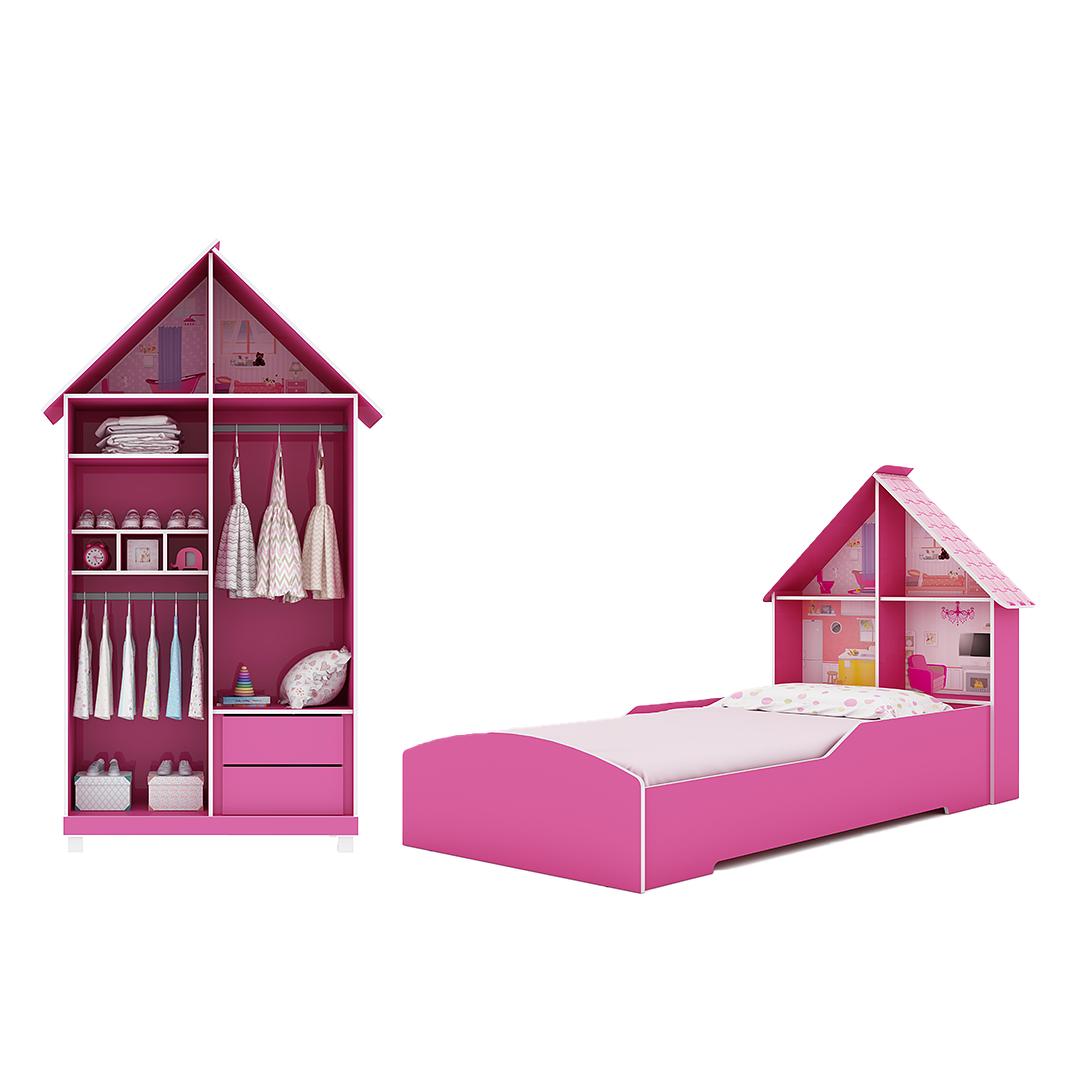 Cama + Closet Casinha - Image 2