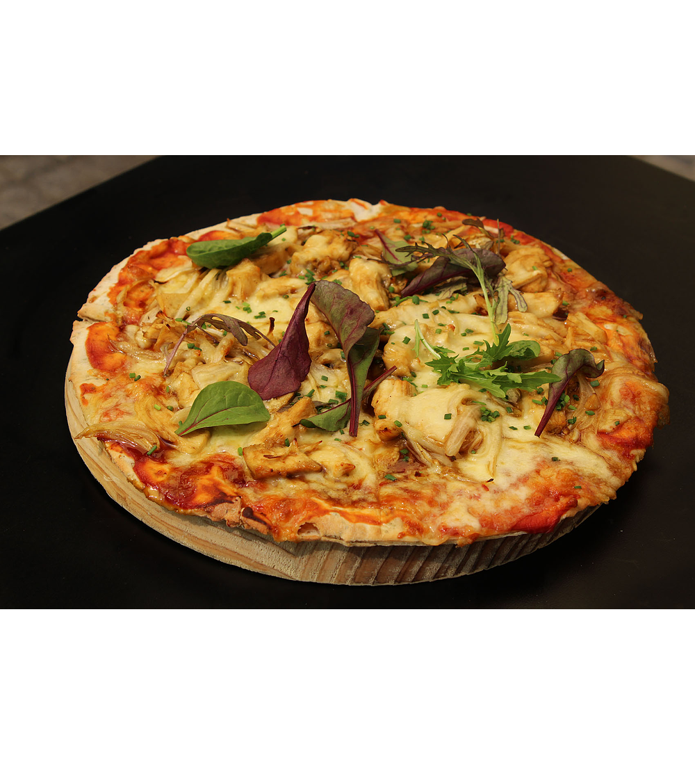 Pizza Pollo Teriyaki