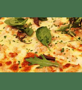 Pizza del Mar para 2 personas
