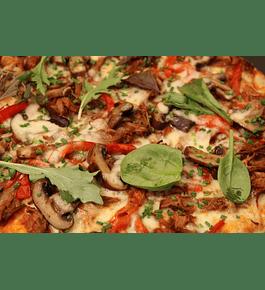 Pizza Mechada
