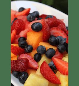 Ensalada de Frutas de la Estación