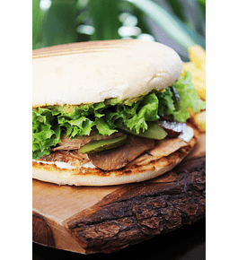 Sándwich de Lomito Artesanal