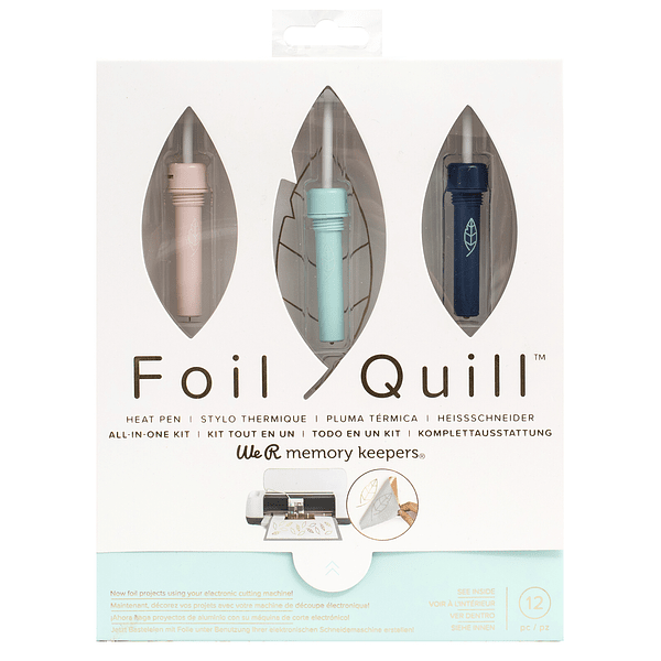 Foil Quill All-In-One Kit
