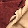 Chiporro Burdeo incluye plantilla de chiporro y cuero.