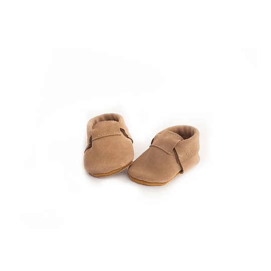 Moccs Taupe.