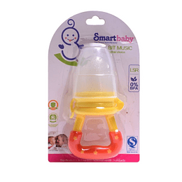 Nibbler SMART BABY Bit Music - Amarillo