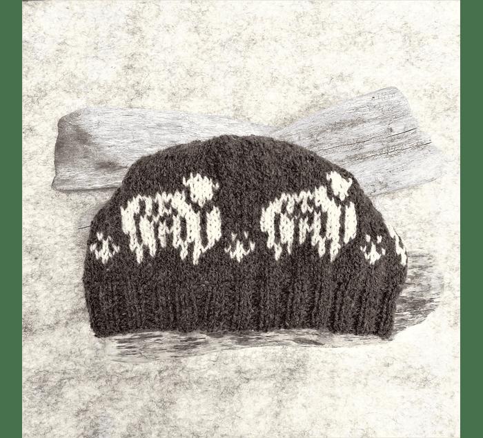 Friendly Wool Beanie Kit