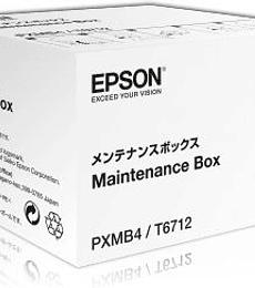 Colector de tinta Epson para impresoras WF 6090 WF 6590 WF R8590 Maintenance Box