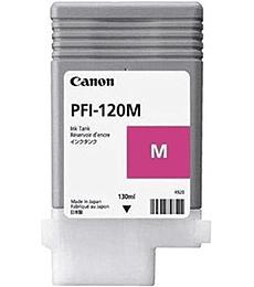 Cartucho de tinta Canon PFI-120 Magenta