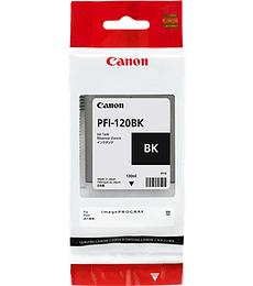 Cartucho de tinta Canon 130 ml PFI-120 negro 2885C001