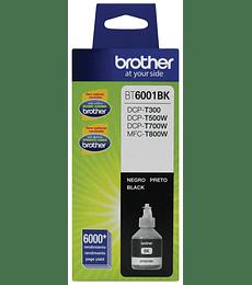 Tinta Brother Negra BT6001BK