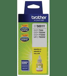 Cartucho de tinta Brother Amarillo BT5001Y