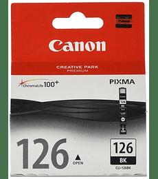 CARTRIDGE CANON CLI-126 BLACK 4561B001