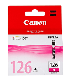 Cartucho de tinta Canon CLI-126 magenta 4563B001