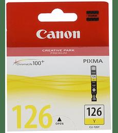 Cartucho de tinta Canon CLI-126 amarillo 4564B001