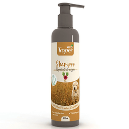 Eco Traper Shampoo Repelente de Pulgas 250ml