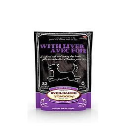 OBT Snack Dog Treat Liver / Hígado de Pollo 227 G