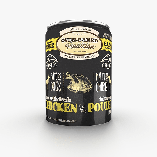 Oven-Baked Pate Chicken / Pollo 354 G