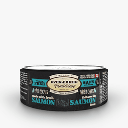 Oven-Baked Cat Pate Salmon 156 G