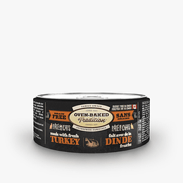 Oven-Baked Cat Pate Turkey / Pavo 156 G