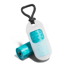 Zeedog Poop Bag Dispenser + 1 Roll