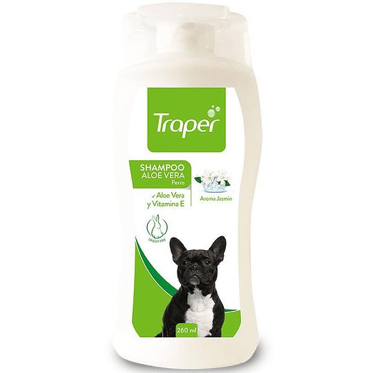 Traper Shampoo Aloe Vera 260ml