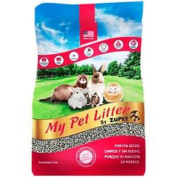 My Pet Litter Sustrato de Papel 4 LT