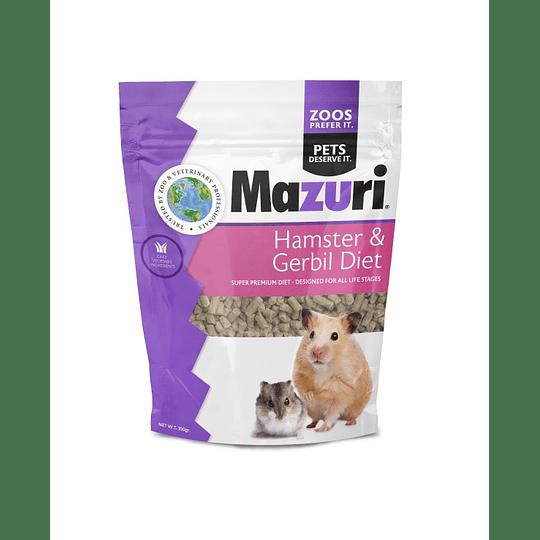 Mazuri Hamster & Gerbil 350g