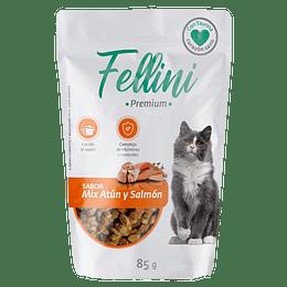 Fellini Mix Atun y Salmon 85g