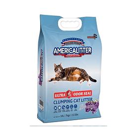 AmericaLitter Ultra Odor Seal Lavanda