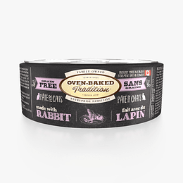 Oven-Baked Cat Pate Conejo 156 G