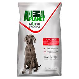 Animal Planet Raza Mediana-Grande 20 Kg