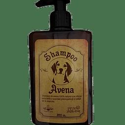 Shampoo de Avena Pets Friends 320 cc