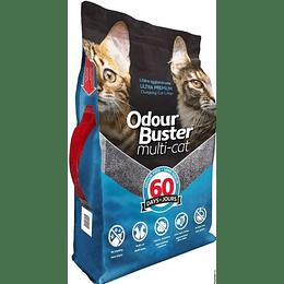 Arena Sanitaria Odour Buster Multi Cat 12Kg
