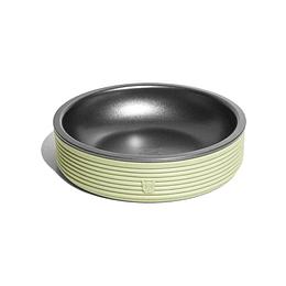 Comedero ZeeCat Duo Bowl Olive