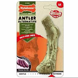 Hueso Nylabone Durchew Antler / Cuerno
